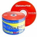 DVD-R Datawrite Red16X - Pack de 50